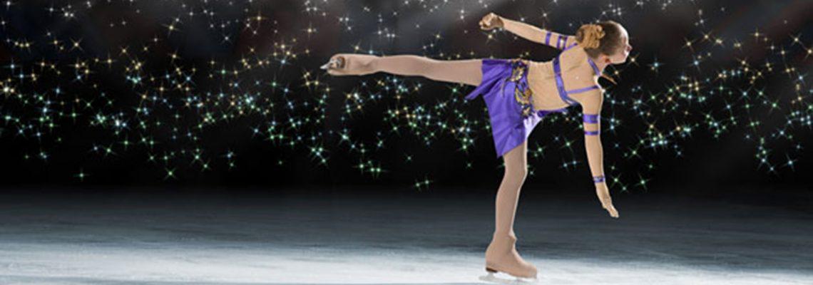 Skater in Purple
